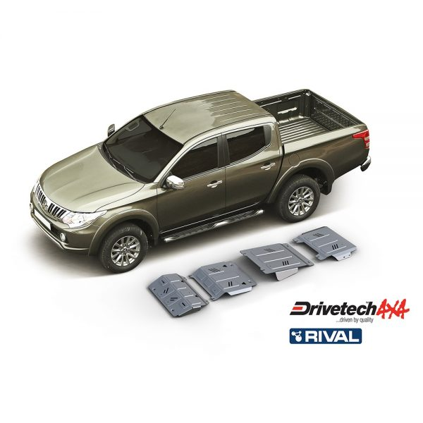 Mitsubishi Triton Body Armour 6mm