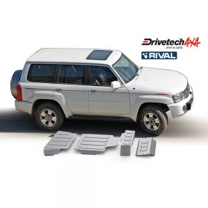 Nissan Patrol Body Armour Y61