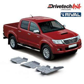 toyota hilux body armour