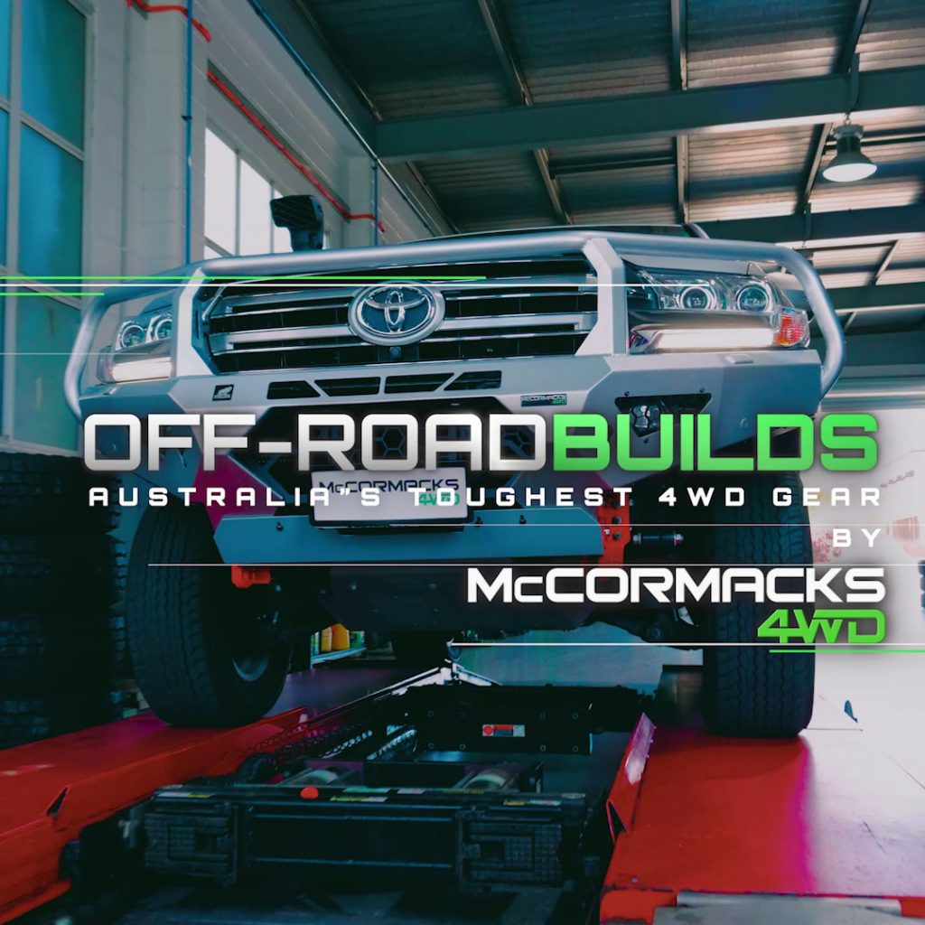 Off Road Builds EP1